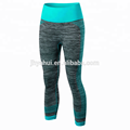 Womens Sport Wear Seamless Knit Sexy Yoga Pants