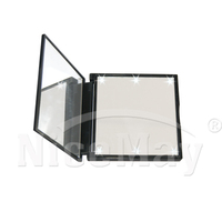 cordless lighted makeup mirror