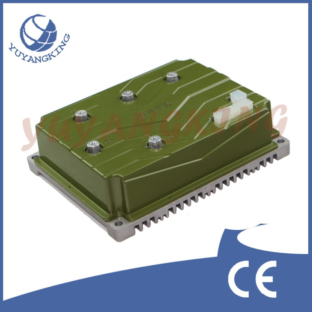 DC MOTOR CONTROLLER OF THIRD GENERATION CONTROLLERS