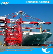 international ocean freight cargo forwarder from china to mexico