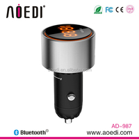 Factory OEM Bluetooth Car Kit- FM Transmitter- Car charger