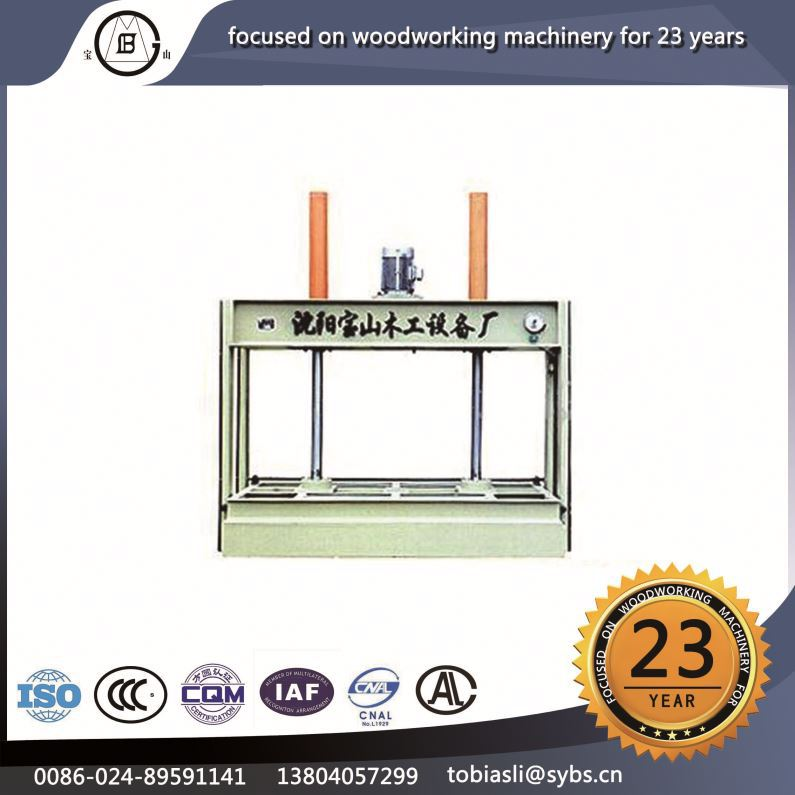 MYLY-A High Quality Woodworking Cold Press from Baoshan