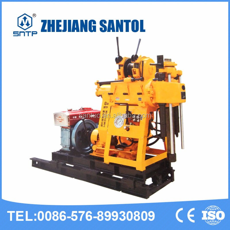 Santol XY-1B-1 horizontal Oil presssure feeding Core Drilling Rig