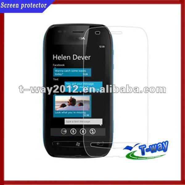 2012 screen protector film roll for Nokia 710