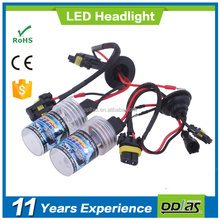 wholesale 55w super bright car headlight xenon super vision hid conversion kit hid bulb xenon h7 led car bulb