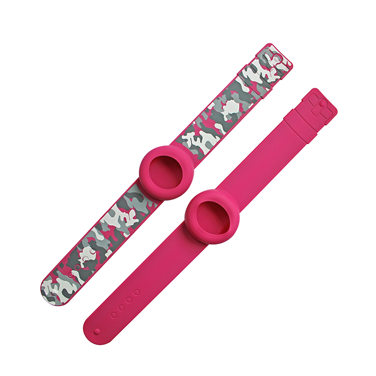 printing camo silicone rubber watch bands