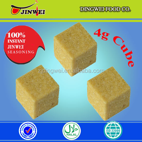 Halal chicken bouillon/stock/seasoning/cooking/soup/sauce cubes for africa market