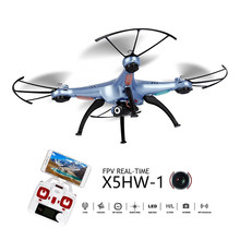 Syma X5HW rc helicopter with camera hd video