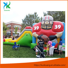 adult Inflatable Slide Obstacle Course/Bouncy Slide Sport Games/Inflatable Maze