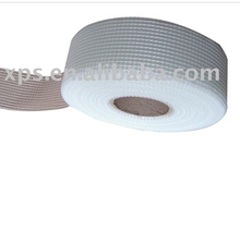Shower room self adhesive fiberglass mesh tape