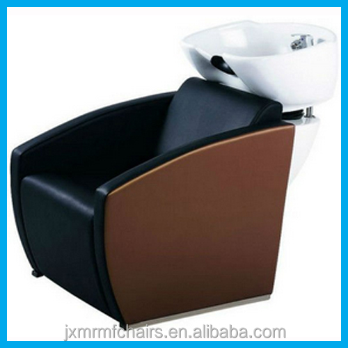salon shampoo chair / shampoo beds wash unit/wash basin shampoo bed JX761
