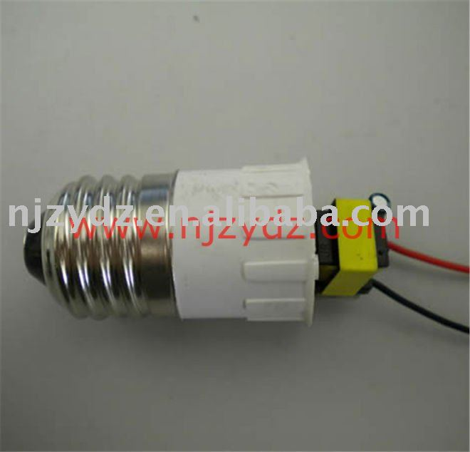 screw E27 lamp holder