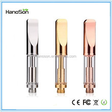 Most popular in USA glass cbd oil vaporizer cartridge 0.5ml and 1.0ml glass vape cartridge from Hanson
