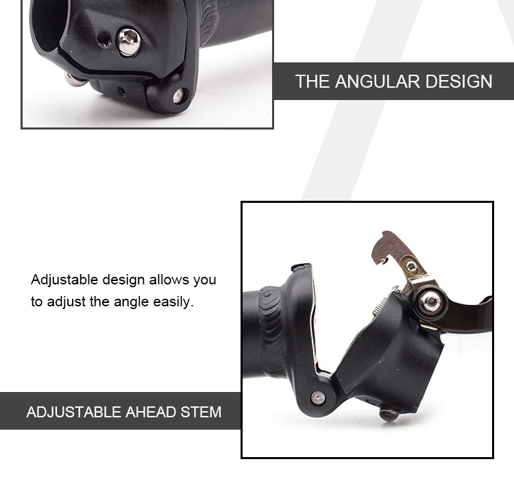 Wholesale OEM Aluminium Black Alloy Bicycle Bike Stem FB-306