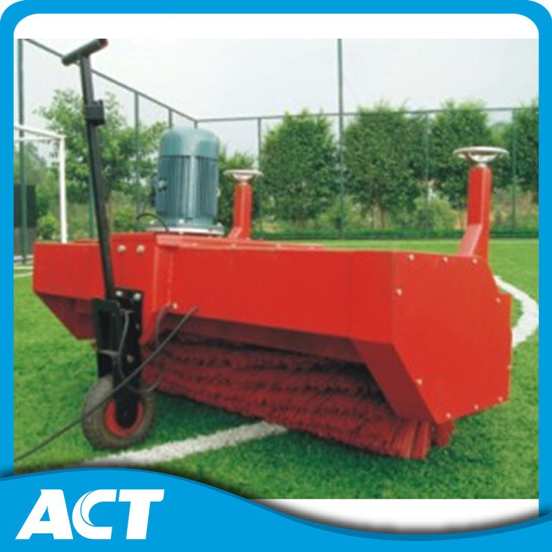 Iron artificial grass tools for brushing grass