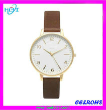 China Suppliers stainless steel body watch mobile phone with slim gold case