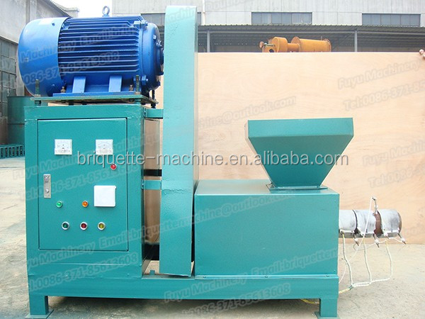 Reasonable Price Sawdust Briquette Machine | Biological Rod Making Machine For Sale