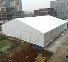 Luxury High Flat Marquee Party Tent/Wedding Tent For Events