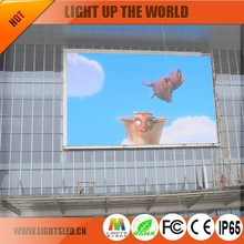 outdoor high quality mobile jumbotron for sale wholesale P6 with good quality