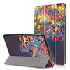 2018 hot selling fashion leather stand flip smart cover tablet case for iPad mini 2 3 4 Air 2 Pro