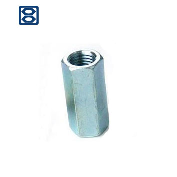 DIN 6334 High Strength quality with long hex nut 3d