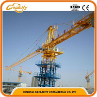 famous brand tower crane rental