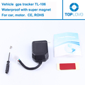 manufacturer mini waterproof vehicle gps tracker, motorcycle anti-theft gps tracker TL-106