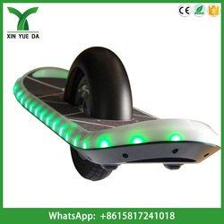 2016 bluetooth electric skateboard/ one wheel balance scooter/ self balancing electric hoverboard