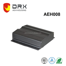 Custom Aluminum Extrusion Box / Extruded Aluminum Enclosure for Electronics