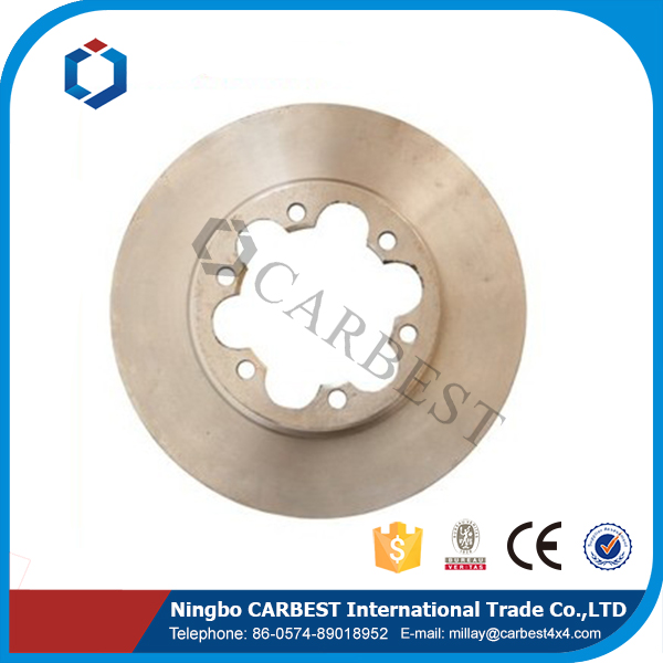 High Quality Engine Parts Front Brake Disc for Toyota Hiace 2005 Quantum OE:42431-26190