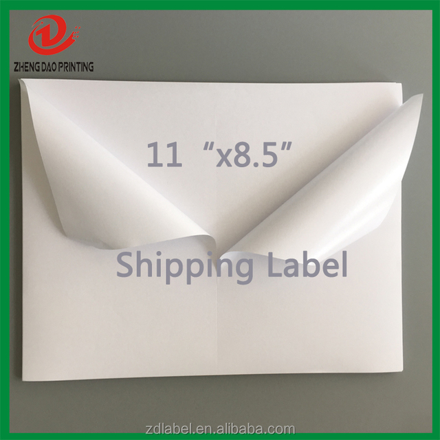 100 usps Shipping Labels Full Sheet Self Adhesive