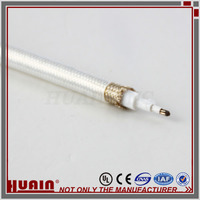rf coaxial PTFE custom Insulated cable trunking system price