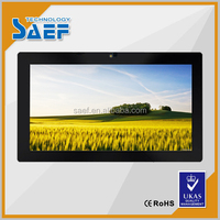 10 display indoor advertising digital display touch screen