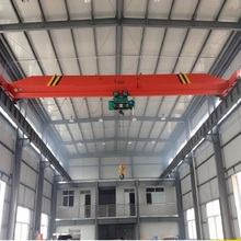 Workshop Used Single Girder hoist cranes