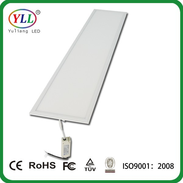 36w,48w,60w,72w sqaure panel light ac85-265v led dimmable ra80 ,dimmable led panel light