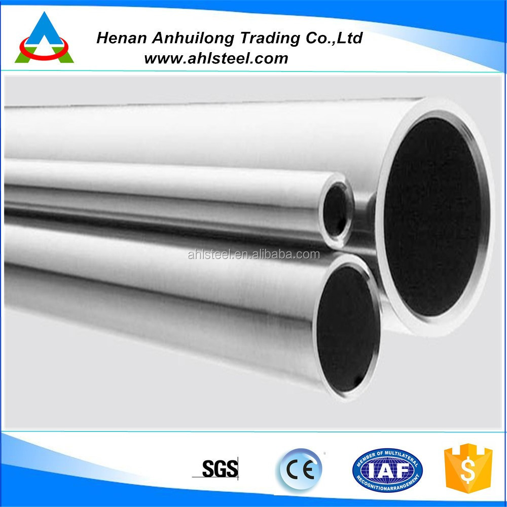 Factory Direct Price 316 Stainless Steel Seamless Tube