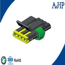 High quality DJ7044-1.8-21 4-pin battery connector
