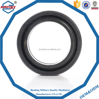 hot sale GE45GS-2RS Rod end Joint bearings 45x75x43 mm Radial Spherical plain bearing GE45 GS 2RS