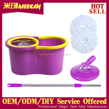 Top 20 products in 2015 Newest High Quality Easy Rotating Spin Mop