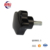 Quality Safety Black Machine Control Knob