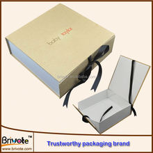 chipboard folding box wholesale/packaging paper box/design fashion style paper gift folding