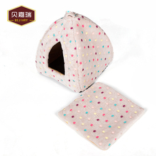 New soft dog house dog cage pet house