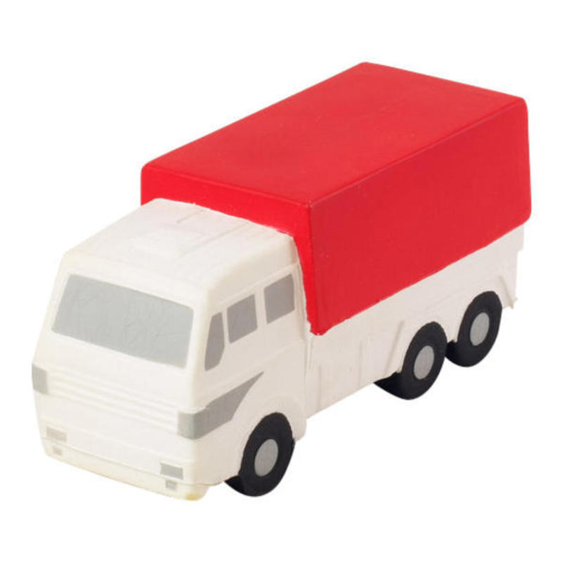 Custom van shape anti stress toy for promotional gifts