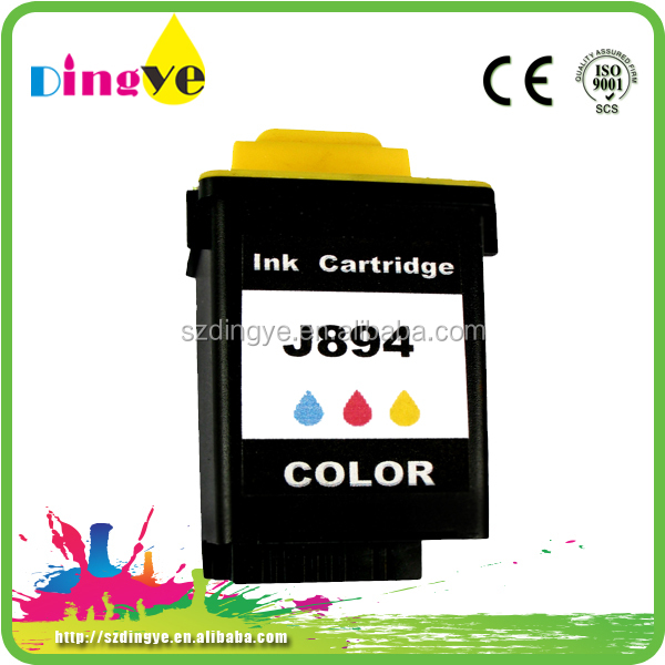 J894C for XeroxPrinter remanufactured inkjet cartridge with dye ink printer supplies