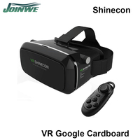 Top Grade Wondeful Plastic Vr Shinecon 3d Glasses For Pc Games/movies/xbox One For Promotion
