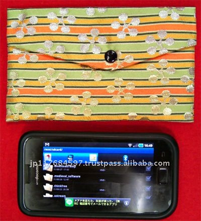 fabric mobile phone case for iphone
