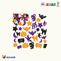 Halloween Gel Window Stickers/Holloween Pumpkin Wall Sticker