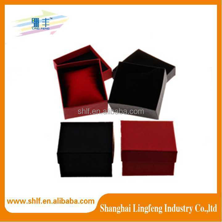 customized paper watch boxes and jewelry box