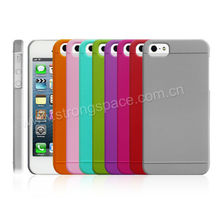 Shenzhen factory supply ultra thin case for iphone5