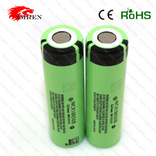 Pack NCR18650b 3400mAh 10A Li-ion Battery